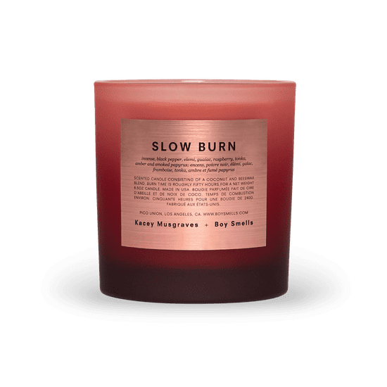 Kacey Musgrave's Slow Burn Candle Is Already Selling Out