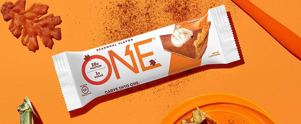The Best Pumpkin Spice Protein Bars