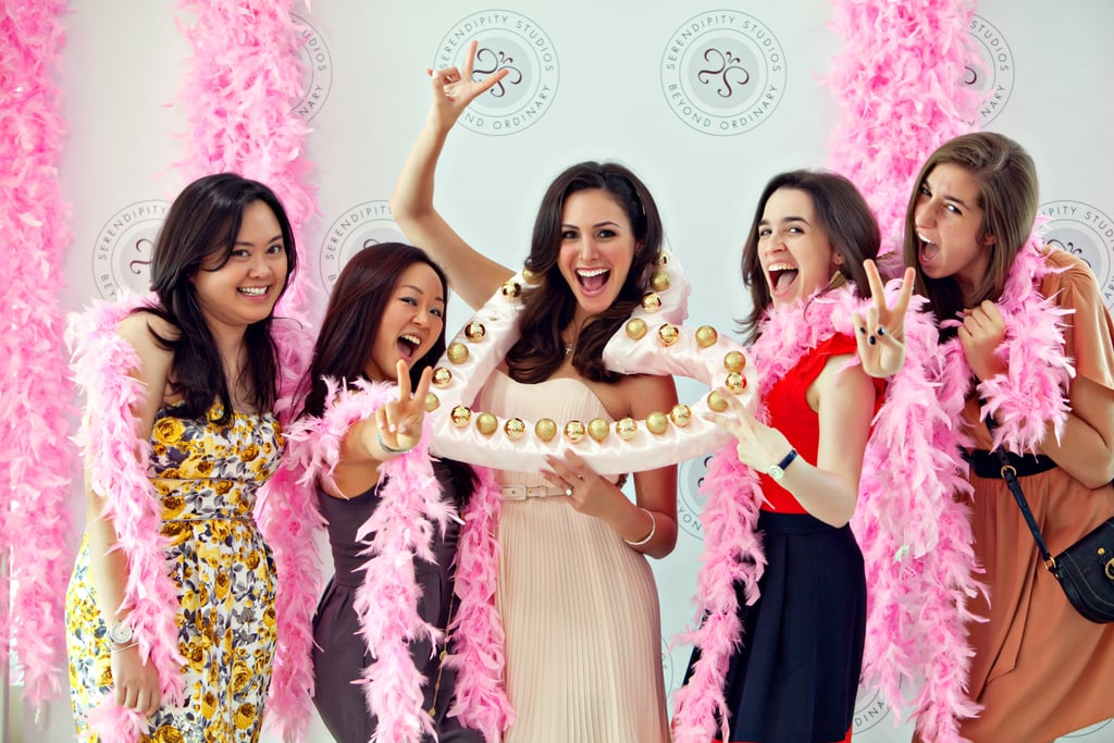 Movie Star Bridal Shower