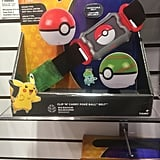 TOMY Pokemon Clip and Carry Poke Ball Belt
