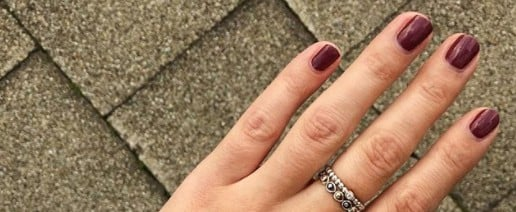 The Most Popular Nail Polish on Pinterest Is Perfect For Jumper Weather
