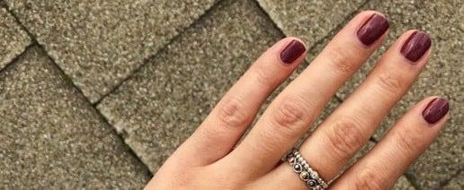 Most Popular Nail Polish on Pinterest | Essie Angora Cardi