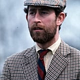 Back in 1976, Prince Charles Put His Facial Hair on Display at the Badminton Horse Trials