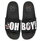 Mickey Mouse Slides For Men