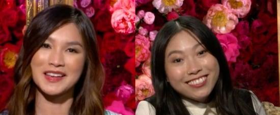 Crazy Rich Asians Cast Interview