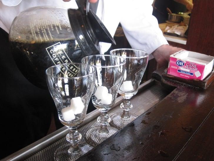 Add Two Sugar Cubes   The Buena Vista Cafe's Irish Coffee ...