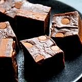 Chocolate Cinnamon Dot Fudge