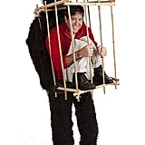 Man in a Gorilla Cage For $149