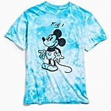 Tie-Dyed Mickey Mouse Tee