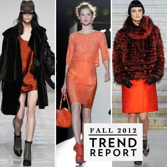 Autumn Winter 2012 Trends from London Fashion Week