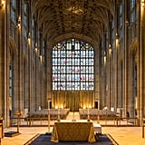 Photos Inside St George's Chapel at Windsor Castle