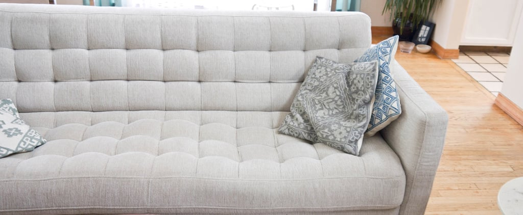 Deep-Clean Your Natural-Fabric Couch For Better Snuggling