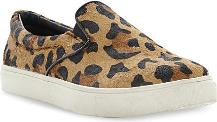 17909d6c033 Steve Madden Slip-On Trainers | The Proof That There's a Leopard ...