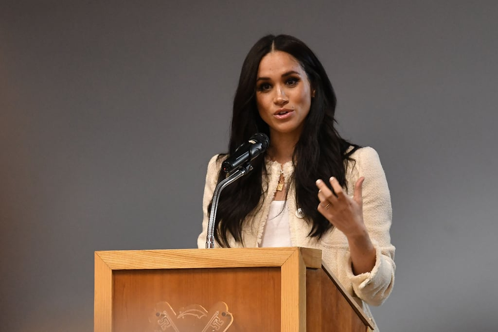Meghan Markle's Outfit For International Women's Day 2020
