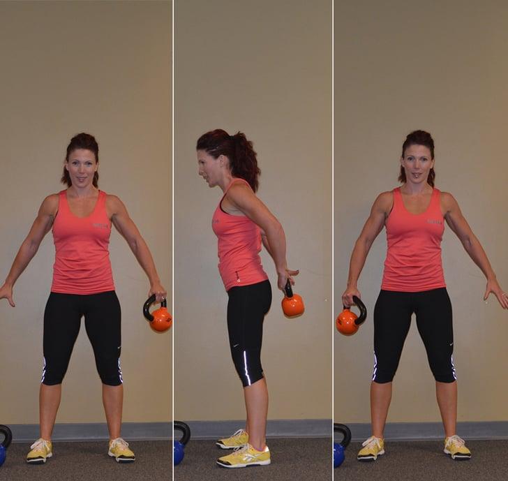 Orbit Basic Kettlebell Workout Popsugar Fitness Photo 6