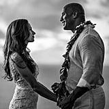 Dwayne Johnson and Lauren Hashian Wedding Pictures