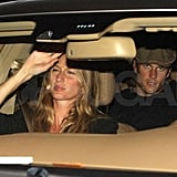 Photos of Gisele and Tom