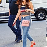 How to Wear Jeans: Selena Gomez