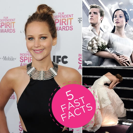 Jennifer Lawrence Information, Facts and Trivia