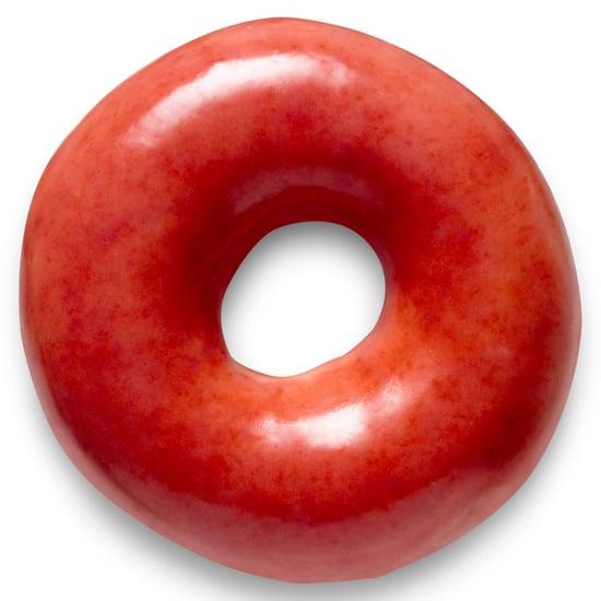 Krispy Kreme Pumpkin Doughnut 2017