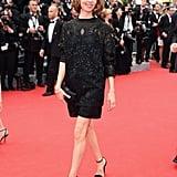 Sofia Coppola at the Grace of Monaco Premiere