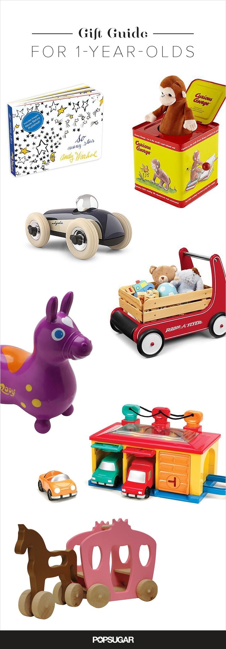 23 Great Gift Ideas For 1-Year-Olds