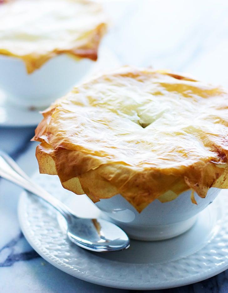 Lightened-Up Chicken Pot Pie