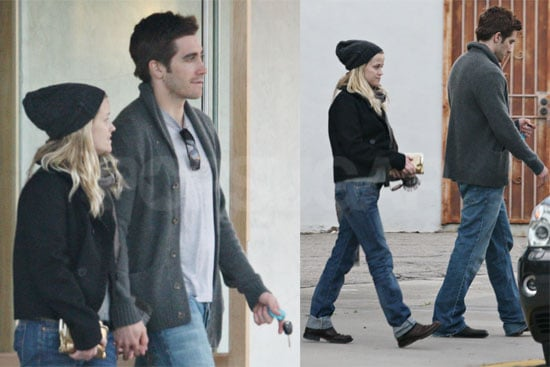 Reese and Jake in LA