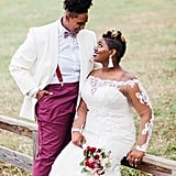 This Rustic Outdoor Wedding Features DIY Decor