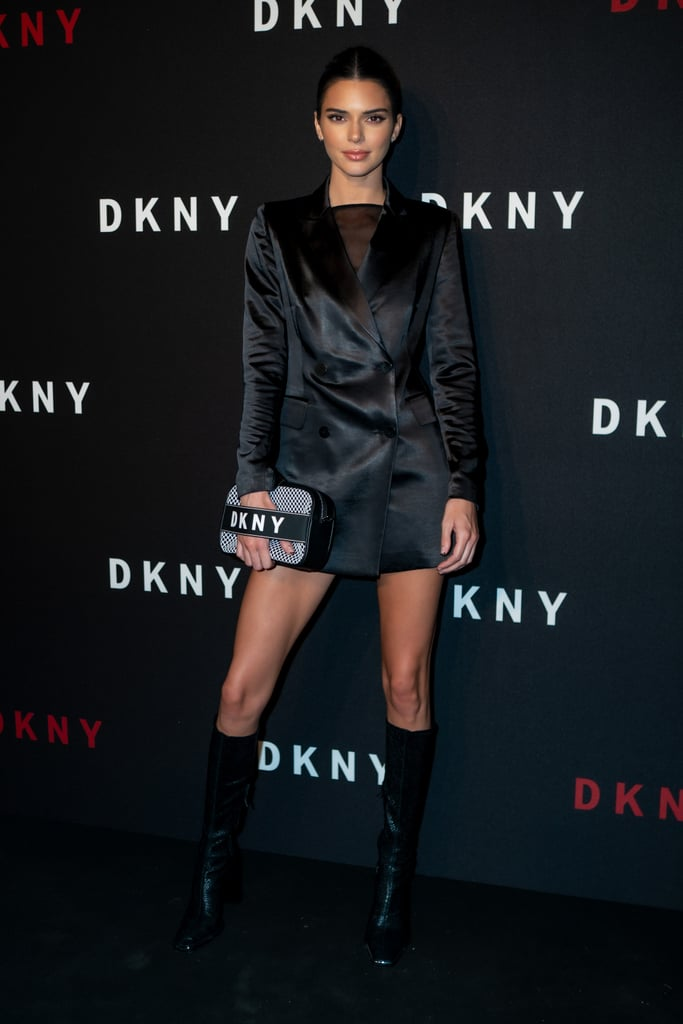 Kendall Jenner at the DKNY 30th Anniversary Party