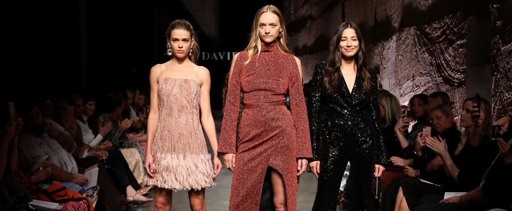 David Jones Autumn Winter 2019 Runway Show Pictures