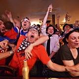 USA WINS!