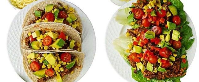 Healthy Taco Ingredient Alternatives