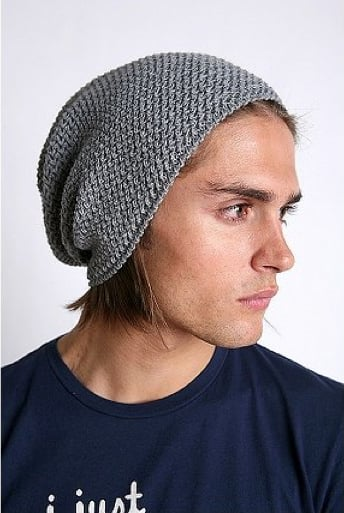 Urban Outfitters Textured Stitch Beanie($28)