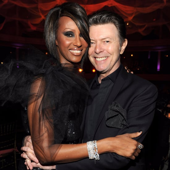 Iman Tribute to David Bowie on 1-Year Anniversary of Death