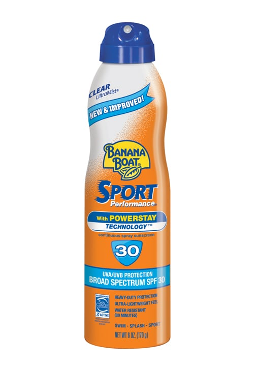 Banana Boat Sport Performance Clear UltraMist