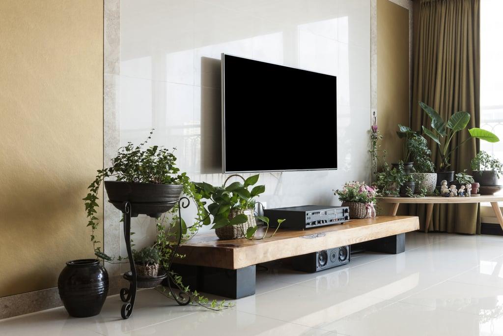 Mount a TV