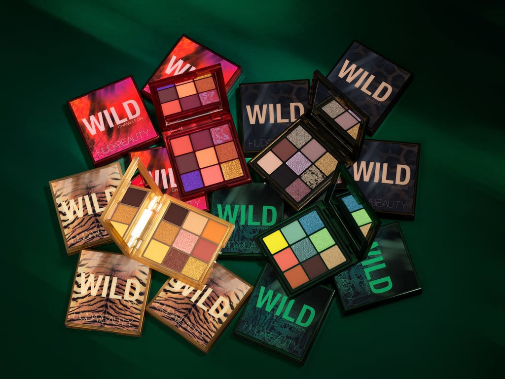 Huda Beauty Launches Wild Obsessions Shadow Palettes