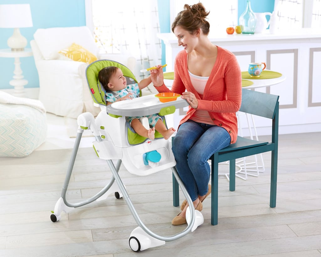 Fisher Price Total Clean High Chair Review Popsugar Moms