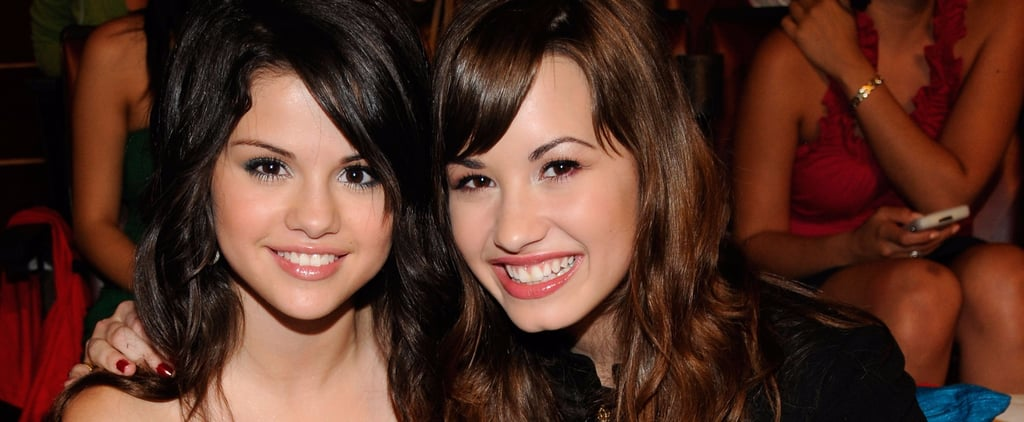 Selena Gomez and Demi Lovato's Throwback YouTube Vlogs