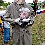 DIY Headless Costume