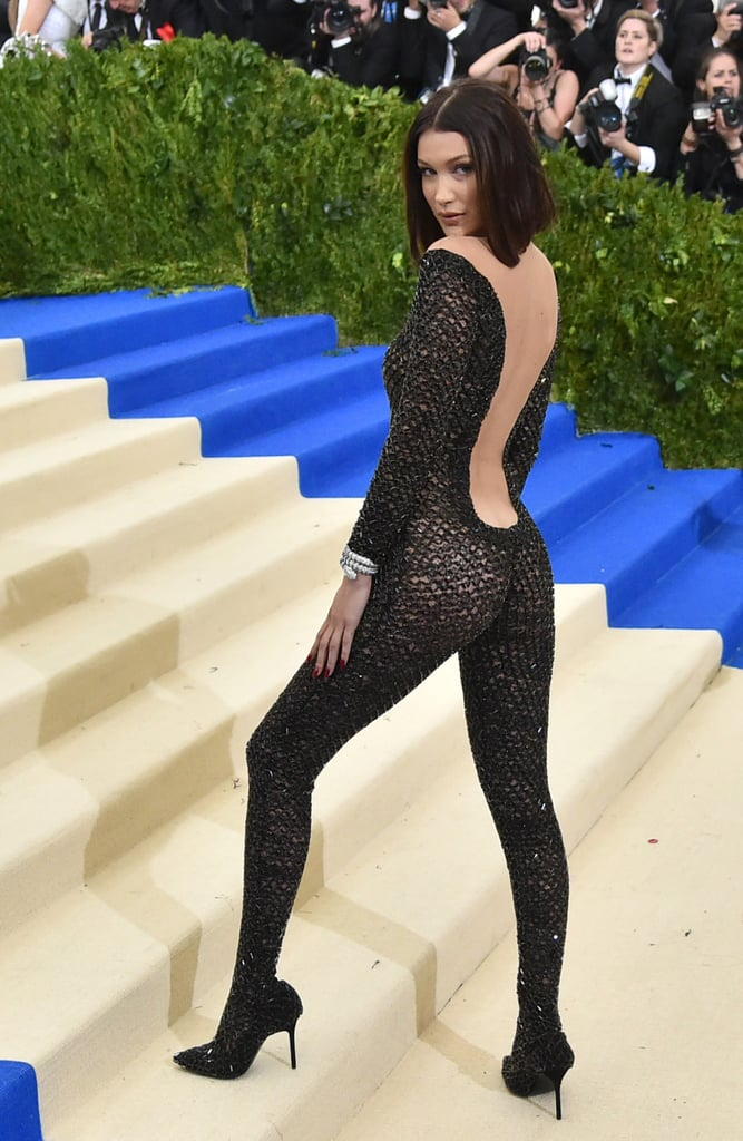 Bella Hadid Met Gala Dresses