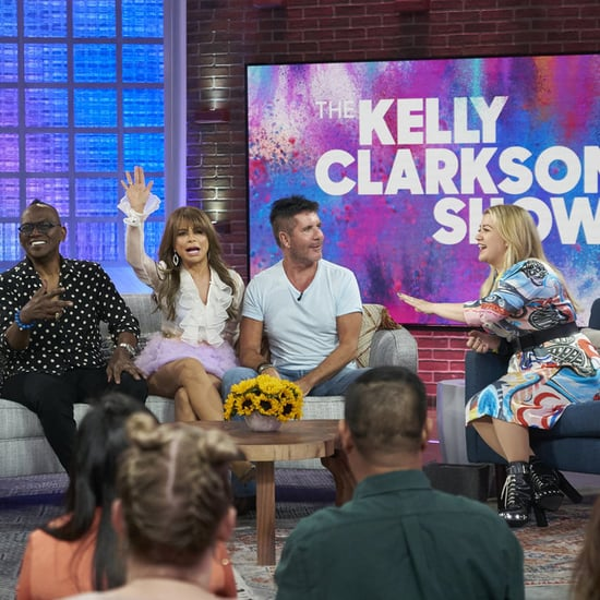 Former American Idol Judges Reunite on Kelly Clarkson Show
