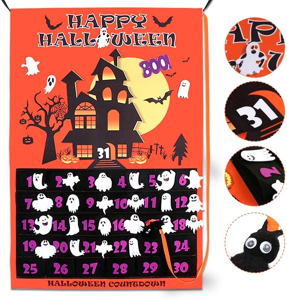 Halloween Advent Calendar Count Down To The Spookiest Day Of The Year With These 31 Halloween Advent Calendars Popsugar Family Photo 10