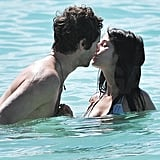 Howard Donald Spends More Shirtless Time on the Beach Before Take That See In 2011