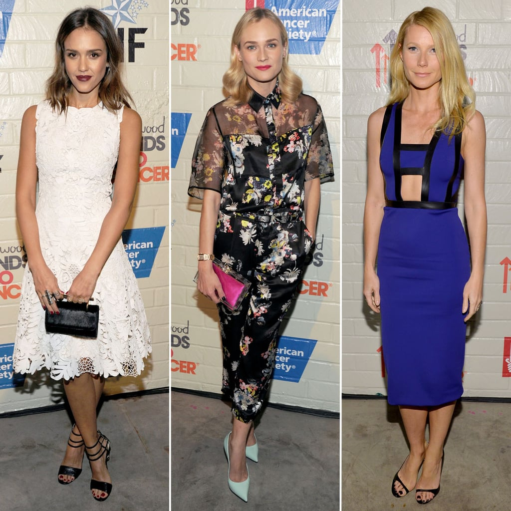 All the Stars Stood Up and Looked Amazing Last Night