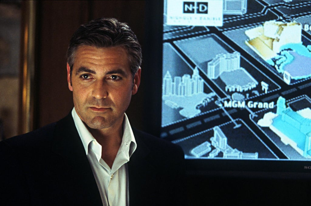 George Clooney, Ocean's 11