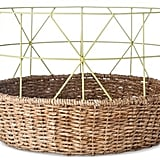Threshold Wire/Woven Geo Basket