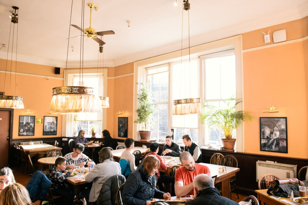 The back room elephant house cafe in edinburgh for 10 living room cafe by eplus