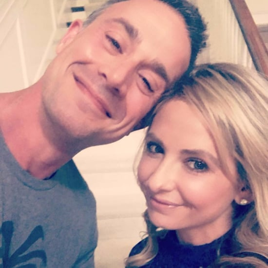 Sarah Michelle Gellar Celebrates 15th Wedding Anniversary
